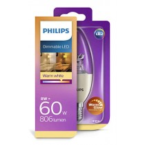 Lampe PHILIPS LED 8W...