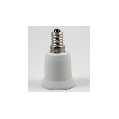 Adaptateurs de douille petite vis E14 en vis E27