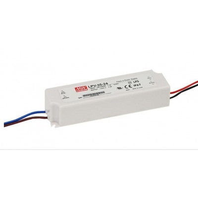 copy of Alimentation Mean Well 3A 36W 12V, IP67