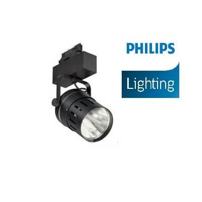 Projecteur sur rail NOIR PHILIPS ETO PROJECT ST495T LED20S/830 PSED NB 2000lm - 938453