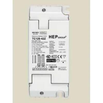 Ballast électronique HEP TC126-42Z multi puissances de 18 à 42w