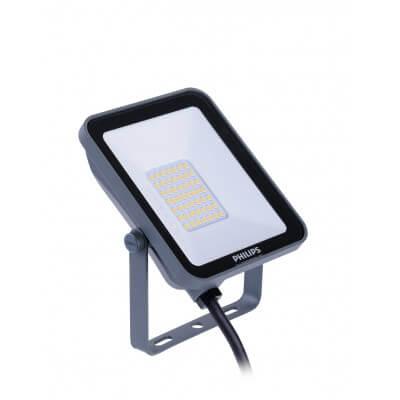 Phillips Projecteur extérieur LED 20W 4000K Blanc froid 2100 lumens- Floodlight BVP154