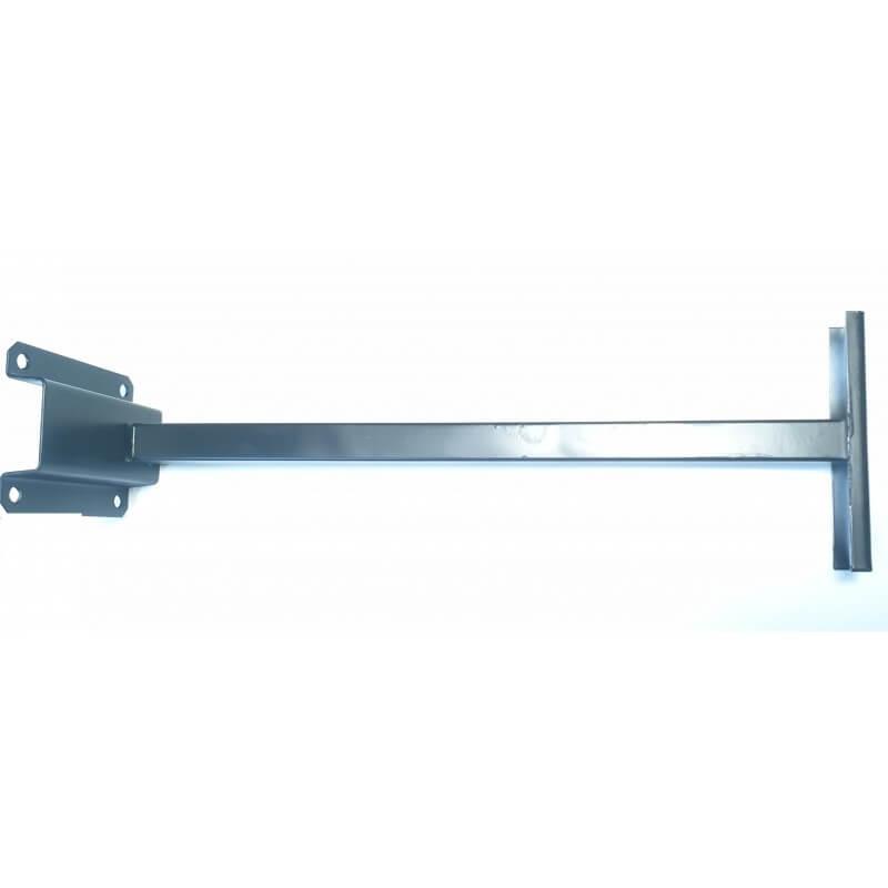 Bras déporté NOIR 50 cm pour Projecteur