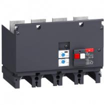 Compact NSX400-630 - bloc vigi - type MB - 200 à 440Vca - 0,3 à 30A - 4P