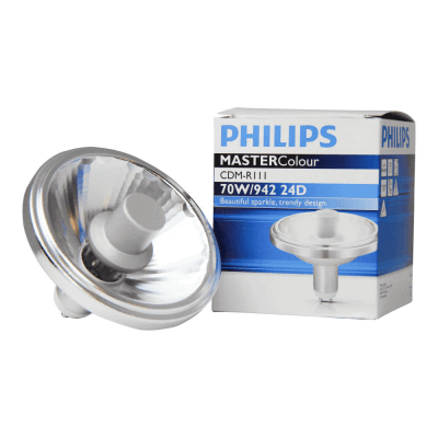 Philips MASTERColour CDM-R111 70W/942 GX8.5 24D 1CT 213938