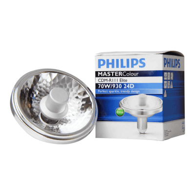 PHILIPS MASTERColour CDM-R111 70W/930 GX8.5 24D 689706