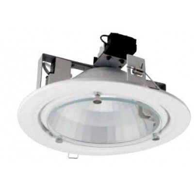 Projecteur a iodure métallique interieur  à encastrer 150w avec lampe