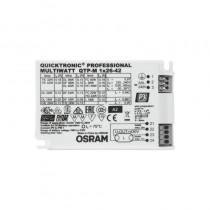Ballast électronique OSRAM  QUIKTRONIC MULTIWATT QTP-M 1*26-42/220-240
