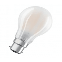 OSRAM LED star classique A40 B22d 4W 470lm 2700K blanc chaud 220-240V