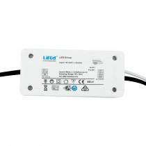 LED driver Lifud LF-GDE042YF1000U dimmable 1-10V Précâblé 42W
