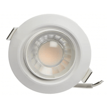 Spot LED Hofen 8W 4200K 580lm diamètre 70mm 953293