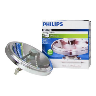 PHILIPS MASTERLine 111 45W substitut 75W G53 12V 8D 1CT 411051