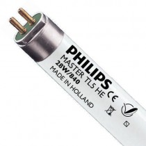 Tube Philips Master TL5 HE 28w/840 Blanc froid Haute Efficacité