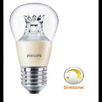 Philips Master LEDlustre Dimtone 6 équivalent 40w E27 P48 CL