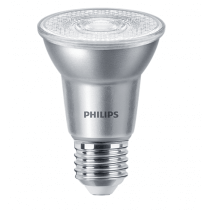 Philips Master LEDspot PAR20 E27 6w substitut 50w dimmable
