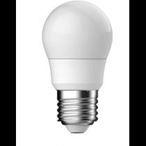 GE LED sphérique 5.5w substitut 40w 2700K E27 572036