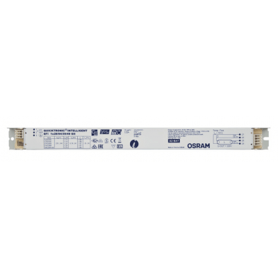 Ballast électronique Osram Quicktronic Intelligent QTI 1x28/54/35/49 220/240v GII 383358