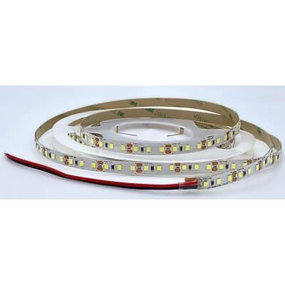 Ruban LED 12V 120LED/m 6000K blanc lumière du jour 9,6W/m  5m