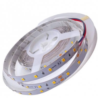 Ruban LED 24V  4500K blanc brillant 6W/m  5m