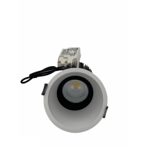 LITED KIFF 9 Spot LED basse luminance orientable 9w 4000K asymétrique 820Lumens