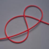 Neon flexible ultra slim rouge 12W/m  24V 140LED/m étanche 5 mètres