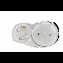 Sylvania 9081328 Douilles volantes D.26 pour lampes diamètre 26mm, support starter