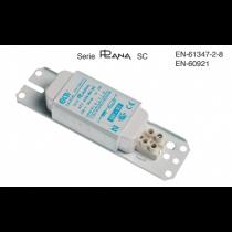 ELT AC1 4/23-B2-SC Ballast ELT ferromagnétique 36w clipsable 0,43A tube forme T8