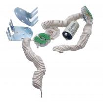 Kit de montage rapide pour tube fluo 18 à 58W avec ballast ferromagnétique