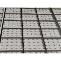 exemple d'utilisation Chaine de 20 modules E60WS 1.44W/module Blanc 8000k Etanche IP65 12V