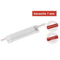 Chaine de 16 Modules LED BOXSide-OVAL-W 7.2W Blanc 5500-7000k IP67 étanche