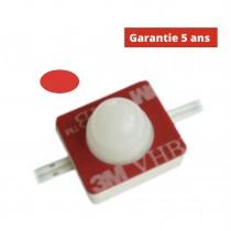 Chaîne de 50 Monopoints Rouge PIXEL- 0.36W/module 12V 145° IP68