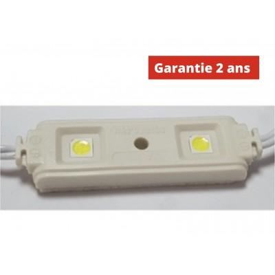YAKI Chaine de 30 modules led 2points 0.48w/module blanc 6500°K  IP65 120°