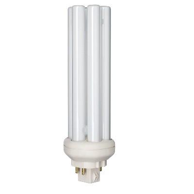 PHILIPS MASTER PL-T 42W/840/4P  Blanc brillant 1CT GX24q