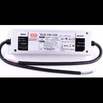 Alimentation Led métallique Mean Well 12V 10A 150W ELG-150-12A