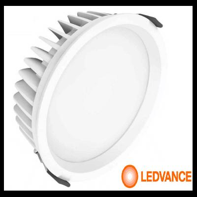 Osram Ledvance Downlight 14w Blanc 4000k 1360lm , Diamètre de perçage 150mm