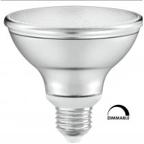 Ampoule LED OSRAM PAR30 10.5W substitut 75w 633 lumens Blanc chaud 2700K dimmable E27