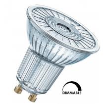 Ampoule LED OSRAM PAR16 3.1W substitut 35W 230 lumens Blanc froid 4000K dimmable GU10