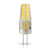 Ampoule LED KOBI capsule 2,5W 230 lumens Blanc neutre 3000K 12V G4