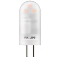 Ampoule LED capsule Philips 1,7W substitut 20W 205 lumens blanc chaud 2700K 12V G4