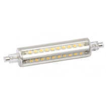 Ampoule LED ARIC 10W substitut 85W 1250 lumens Blanc froid 4000K 118mm R7s