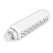 Ampoule LED Tungsram tubulaire 7.5W substitut 18W 880 lumens blanc froid 4000K 4 pin G24Q-2