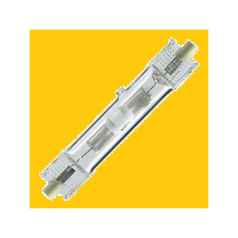 Lampe à Iodure GE ARC150 UVC-TD/ORANGE/RX7S-24 orange