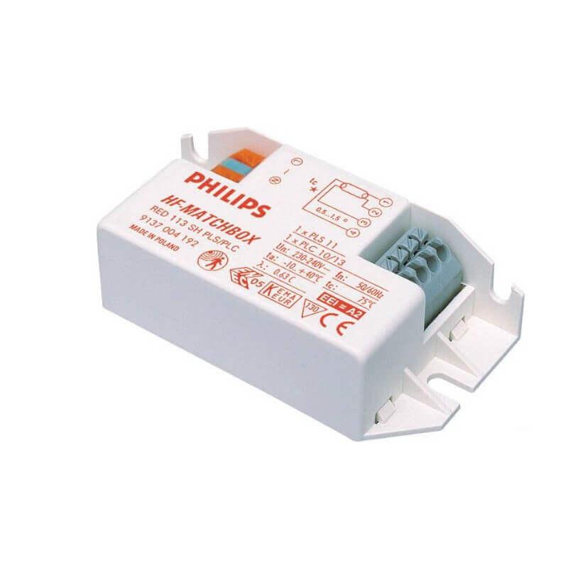 PHILIPS HF-M RED 118 SH PL-C/PL-T 230-240V