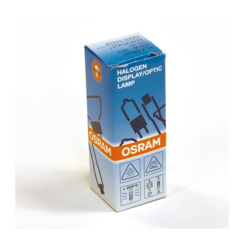 Osram Xenophot HLX 64663 EV 36v 400w G6.35