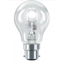 Philips EcoClassic30 42W B22 230V A55 CL 1CT 251722