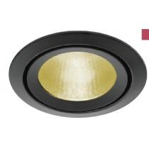 Spot complet pour lampe halogene Gy6.35 12v