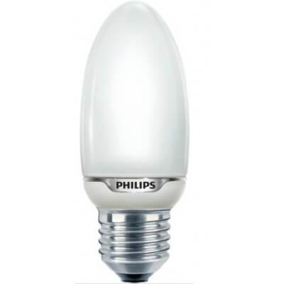 Philips Softone ESaver Flamme 12W E27