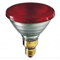 PHILIPS PAR38 IR 100W E27 230V Red 1CT