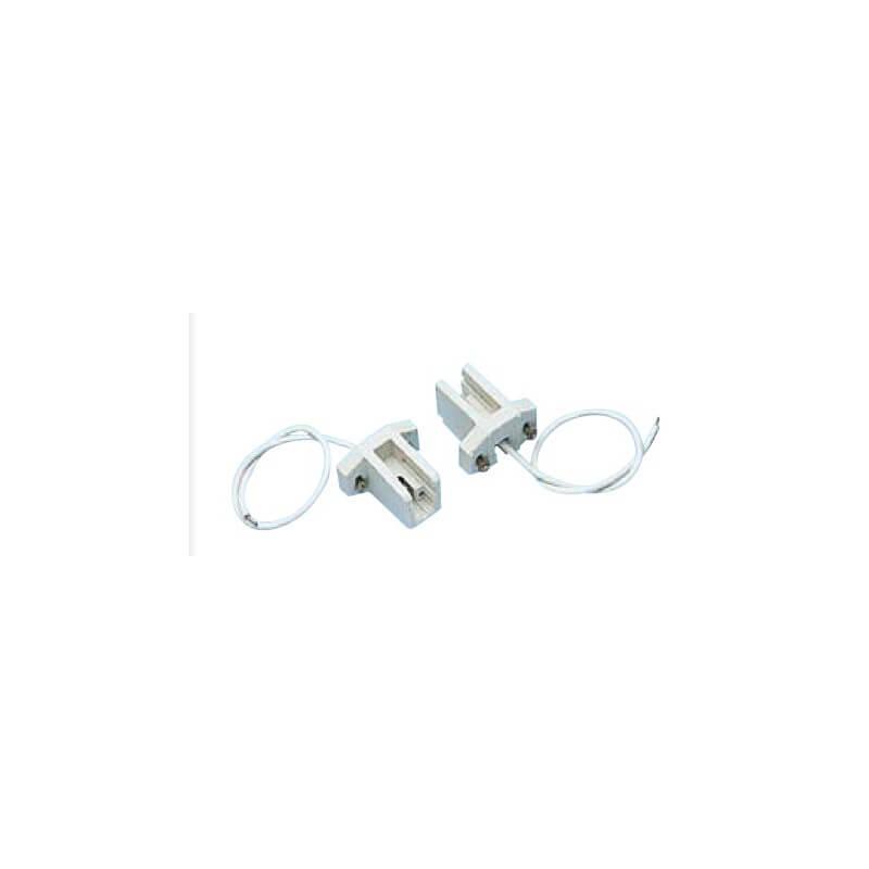 Douille FC2 pour lampes iodure ou sodium porcelaine