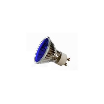 Lampe Bleu Sylvania Hi-Spot ES50 50W  culot GU10 220-230V